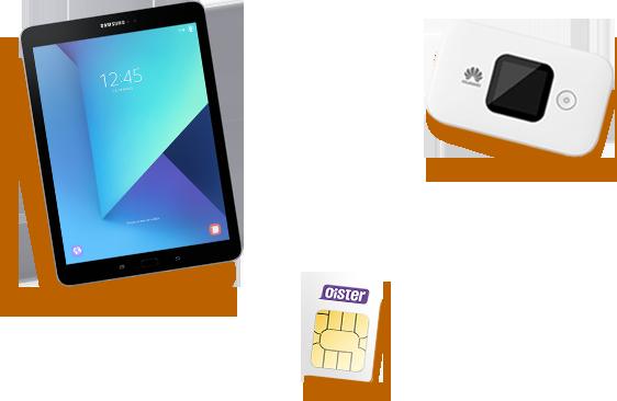 mobilt bredbånd uden binding